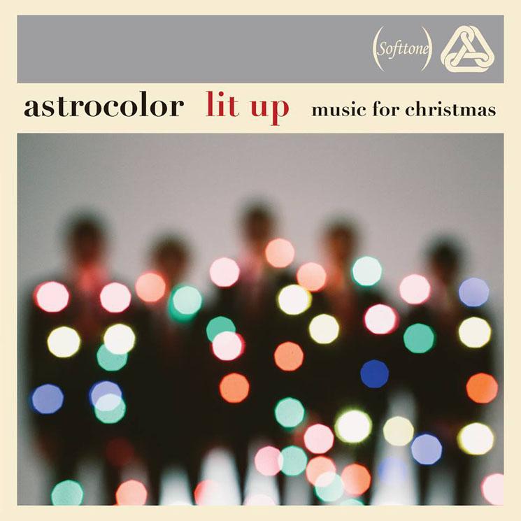 Astrocolor 'Lit Up' (album stream)