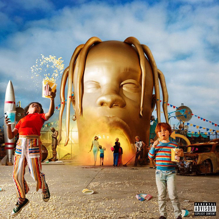 Stream Travis Scott's 'Astroworld'