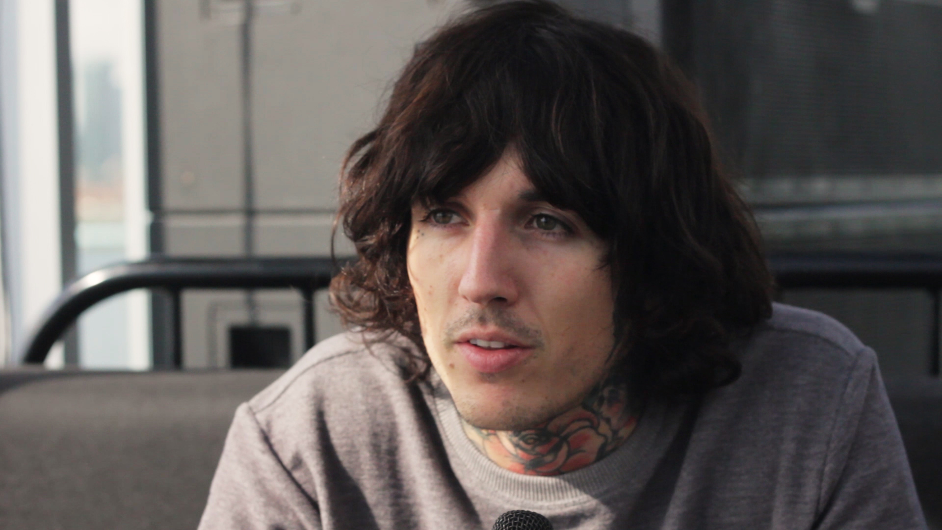 Bring Me the Horizon on Exclaim! TV Aggressive Tendencies