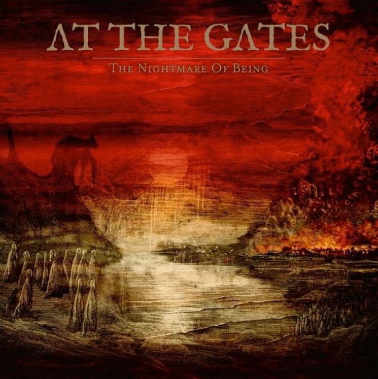 At the Gates Unveil New Album 'The Nightmare of Being'