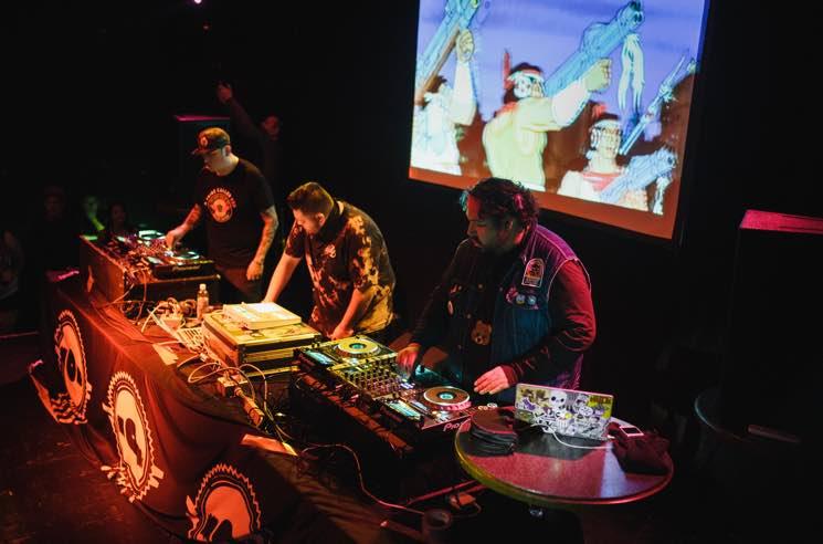 A Tribe Called Red Sugar Nightclub, Victoria BC, November 19