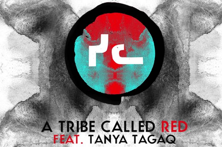​A Tribe Called Red Team Up with Tanya Tagaq for 'Sila'