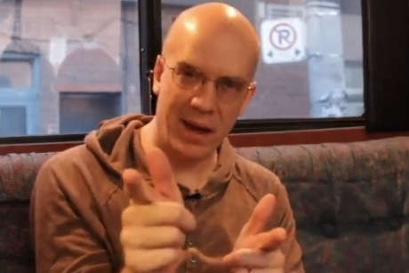 Devin Townsend on Exclaim! TV Aggressive Tendencies