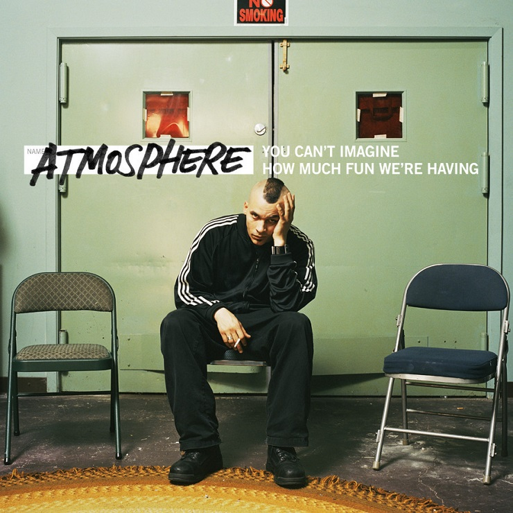 Atmosphere's 'You Can't Imagine How Much Fun We're Having' Treated to Deluxe Vinyl Reissue