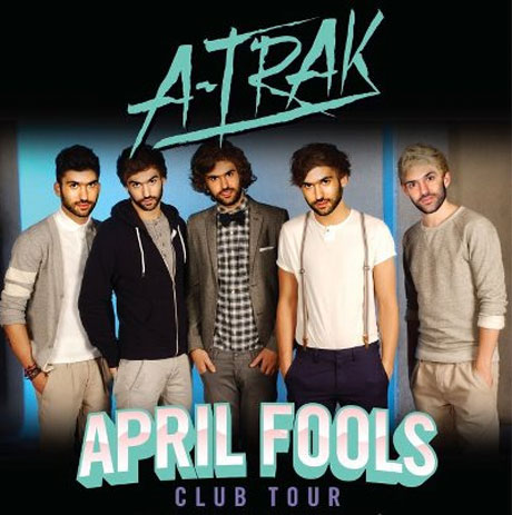 "A-Trak Gears Up for ""April Fools"" North American Tour"