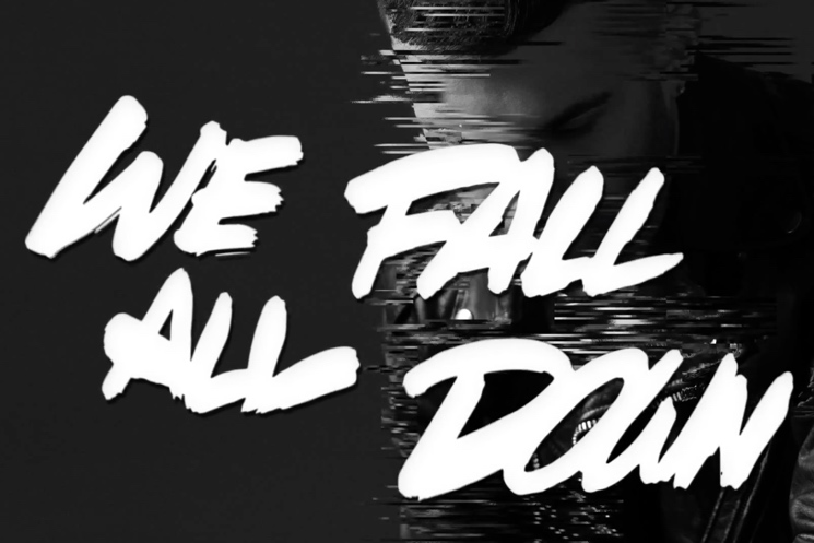 "A-Trak ""We All Fall Down"" (ft. Jamie Lidell) (lyric video)"