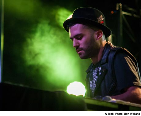 A-Trak LeBreton Flats, Ottawa ON July 13