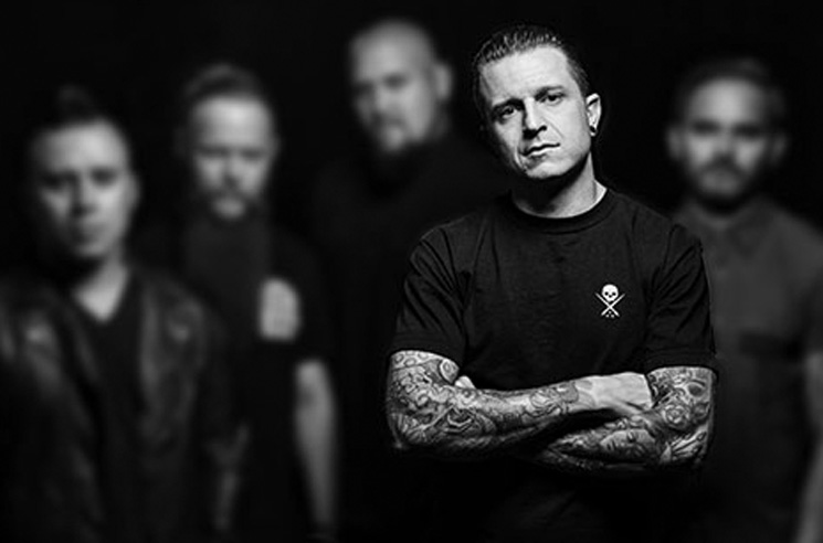 Atreyu Reportedly Part Ways with Singer Alex Varkatzas