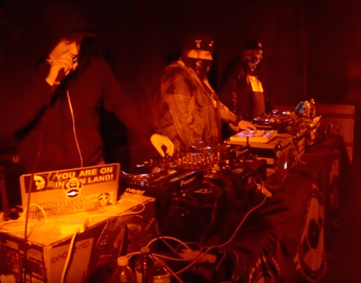 "A Tribe Called Red ""The Rez Tour Recap"" (video)"
