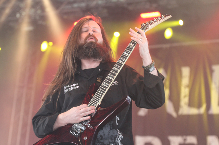 All That Remains Guitarist Oli Herbert's Death Ruled Suspicious by Police