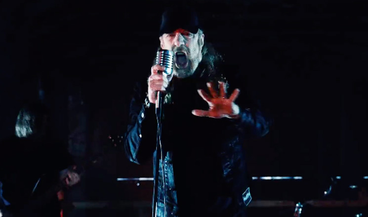 At the Gates 'To Drink from the Night Itself' (video)