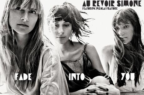 Au Revoir Simone 'Fade Into You' (ft. Nikolai Fraiture) (Mazzy Star cover)