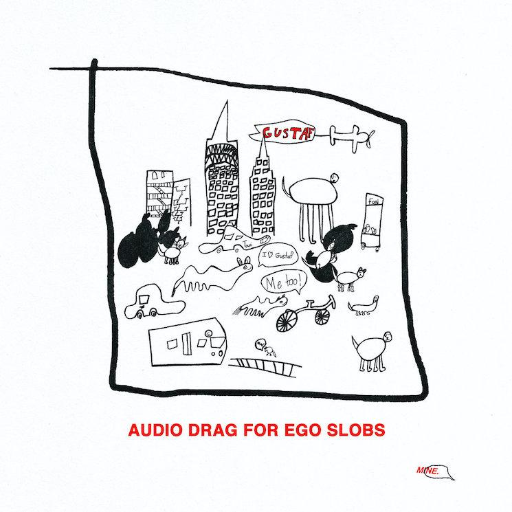 Gustaf Announce Debut Album 'Audio Drag for Ego Slobs'