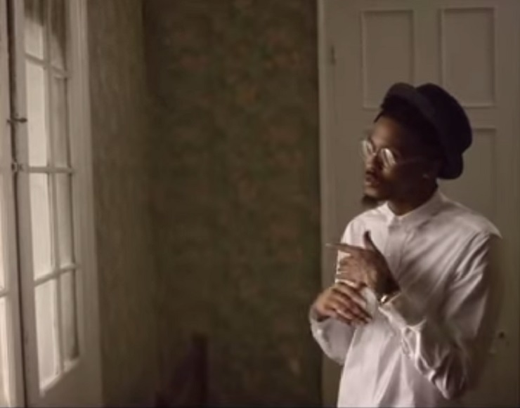 "August Alsina ""Hip Hop"" (video)"