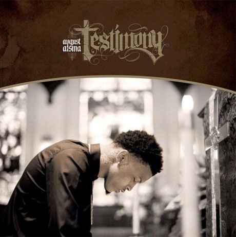 August Alsina Gets Rick Ross, Pusha T, Jeezy for 'Testimony'
