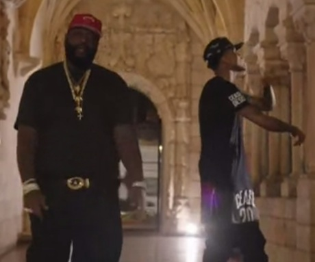 "August Alsina ""Benediction"" (ft. Rick Ross) (video)"