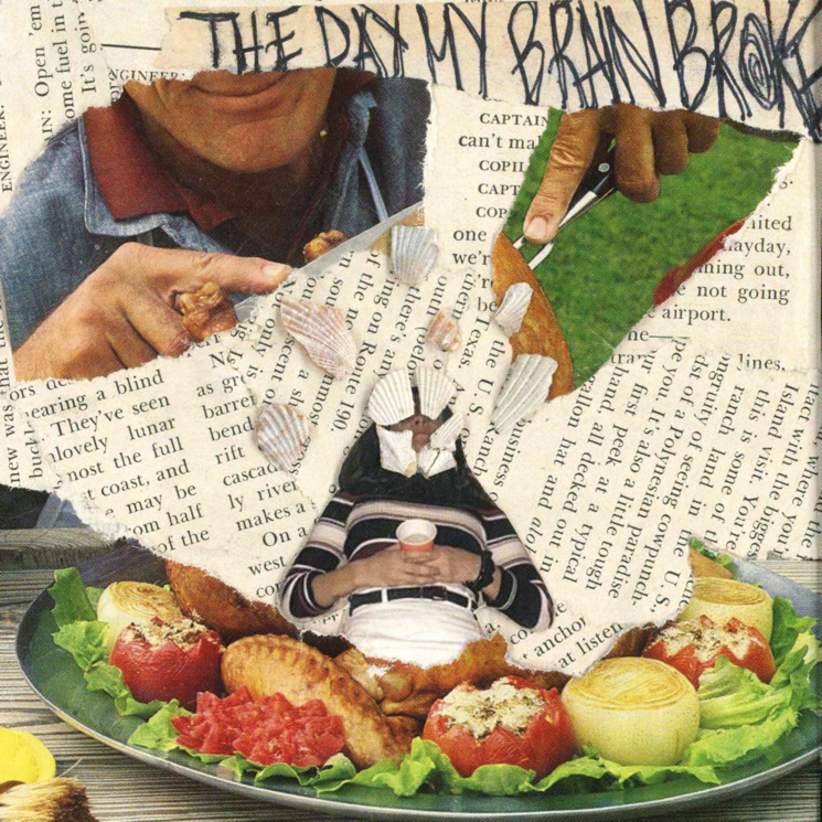 Listen to Aunty Social's Debut EP 'The Day My Brain Broke'