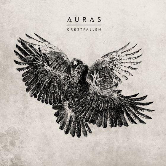 AURAS Sign with Distort, Prepare 'Crestfallen' EP