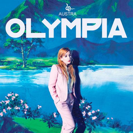 Austra 'Olympia' (album stream)