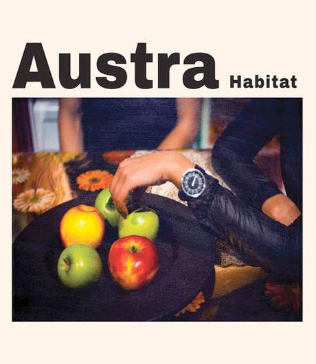 Austra 'Habitat' (EP stream)