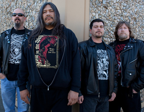 Autopsy Unveil 'All Tomorrow's Funerals' Collection