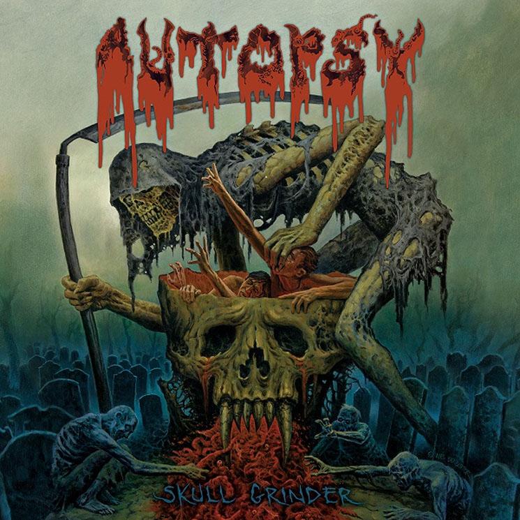 Autopsy Skull Grinder