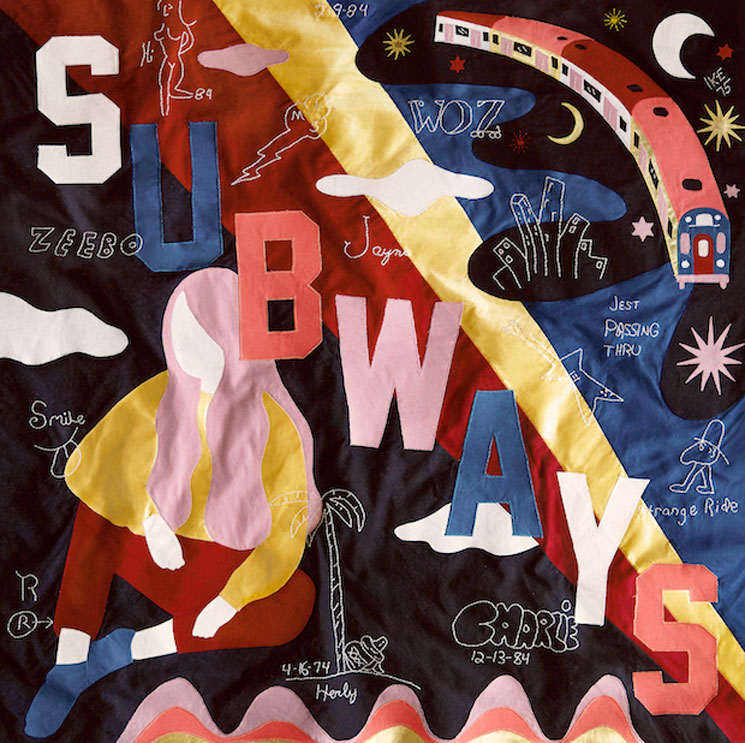 "The Avalanches ""Subways"""