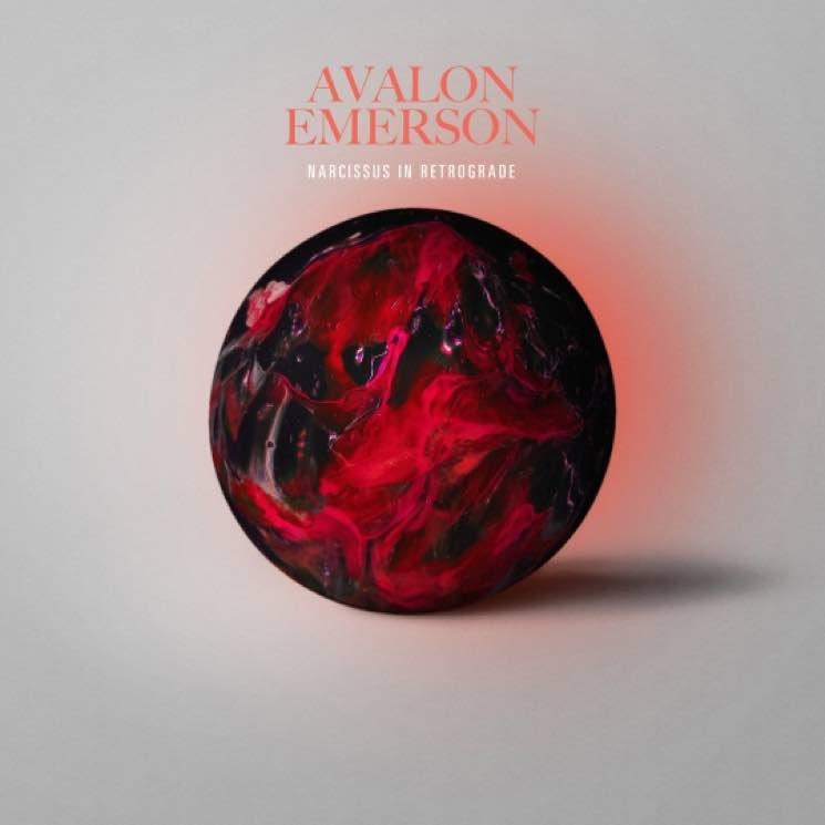 Avalon Emerson Narcissus in Retrograde