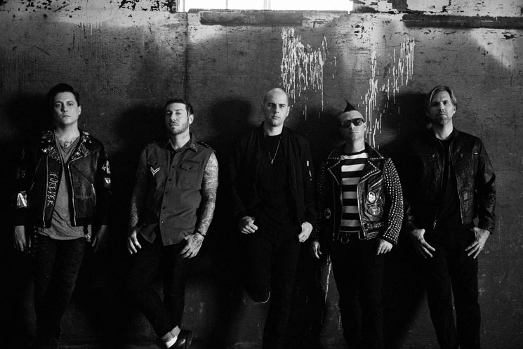 "Avenged Sevenfold Add Canadian Dates to ""The Stage World Tour"""