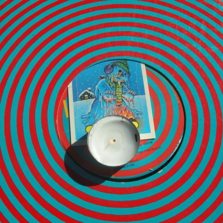 Avey Tare / Geologist 'New Psycho Actives Vol. 1' (split single)