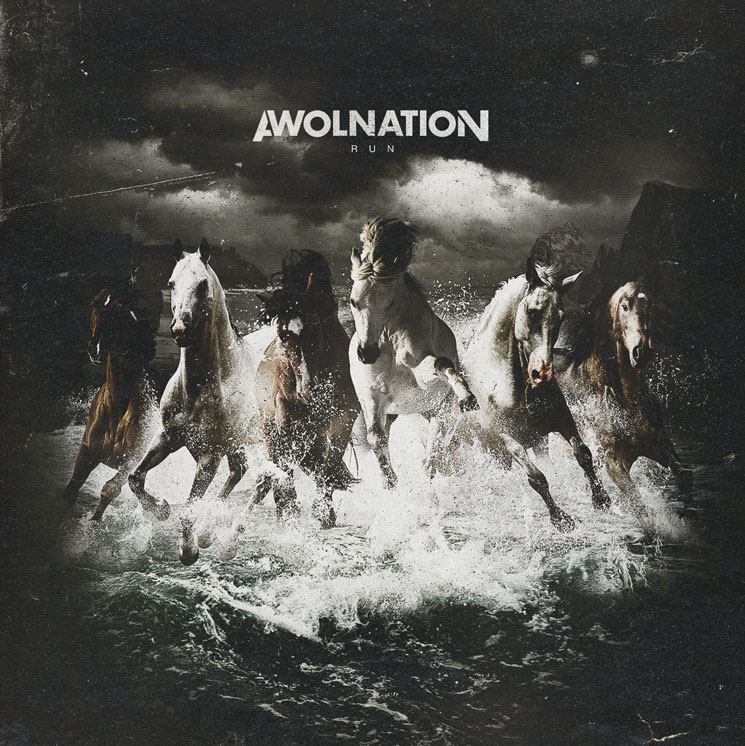 AWOLNATION 'Run' (album stream)