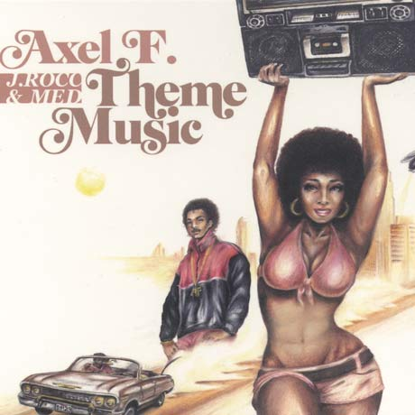 Axel F. Theme Music