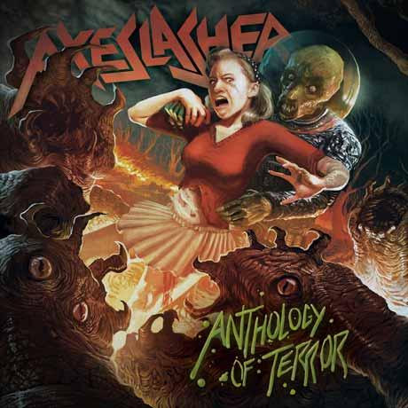 Axeslasher Anthology of Terror, Vol. 1