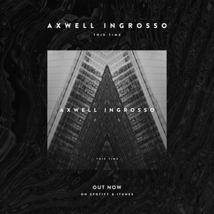 """Axwell Λ Ingrosso """"This Time"""" (ft. Pusha T) (lyric video)"""