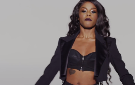 "Azealia Banks ""1991"" (video)"