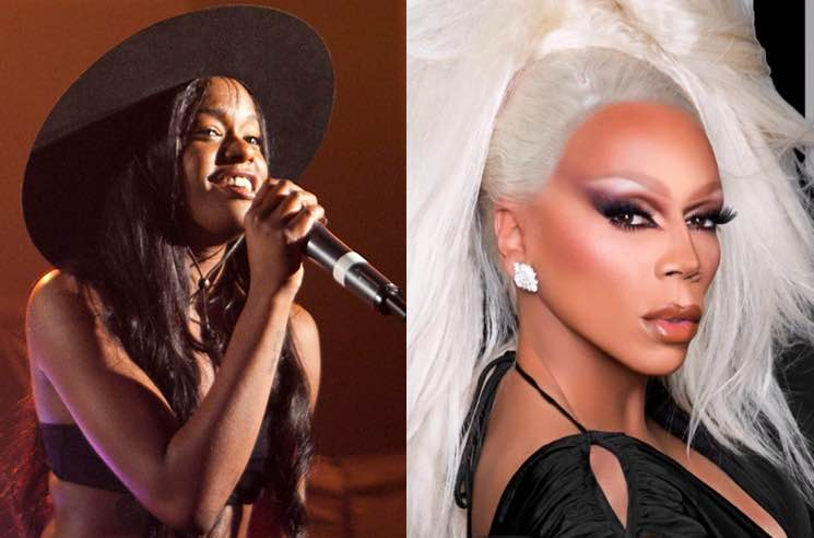 "Azealia Banks Accuses RuPaul of Ripping Off ""The Big Big Beat"""