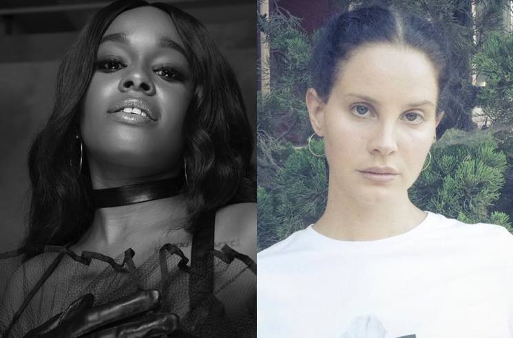 ​Lana Del Rey and Azealia Banks Are Fighting About Kanye West on Twitter