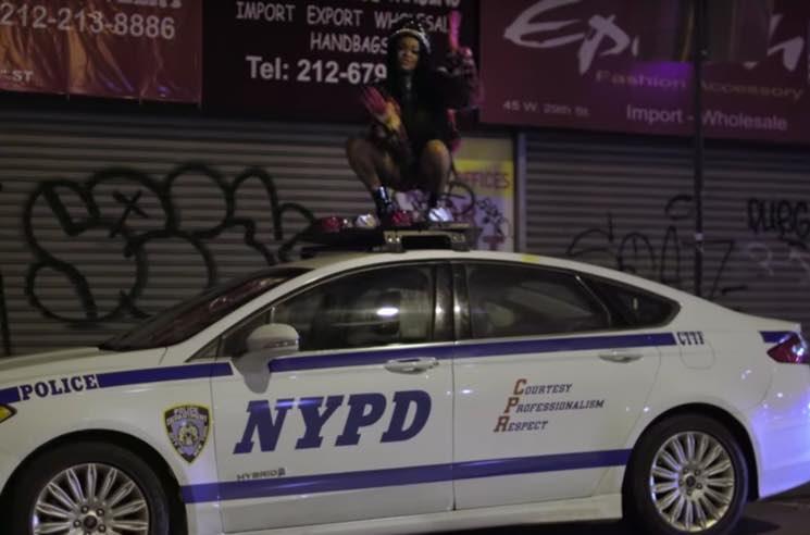"Azealia Banks ""The Big Big Beat"" (video)"