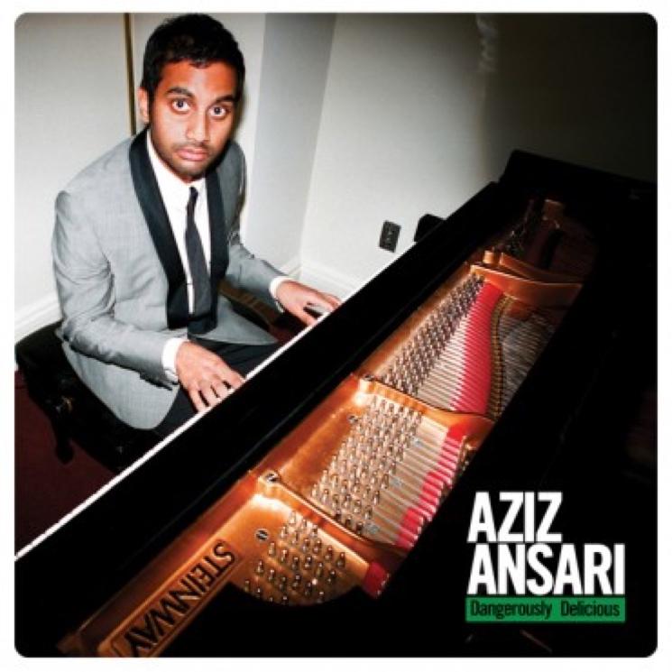 Aziz Ansari's 'Dangerously Delicious' Gets Vinyl Release via Third Man