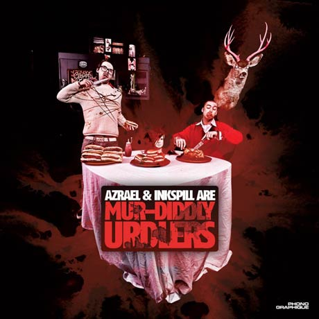 Azrael & Inkspill Mur-Diddly-Urdlers