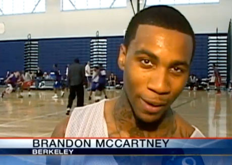 Lil B Actually Tries Out for Santa Cruz Warriors Basketball Team