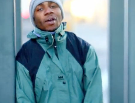 "Lil B ""Can't See B"" (video)"