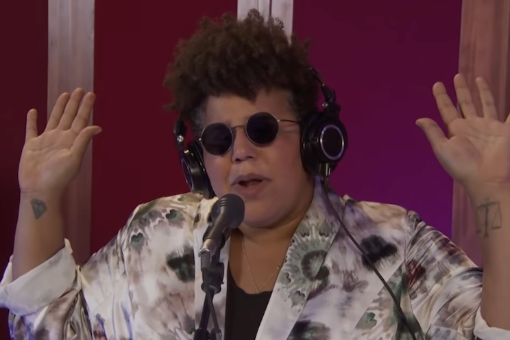 Brittany Howard Performs 'Goat Head' on 'Fallon'
