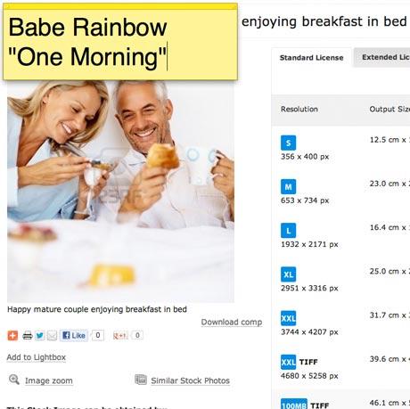 Babe Rainbow 'One Morning' (beat tape)
