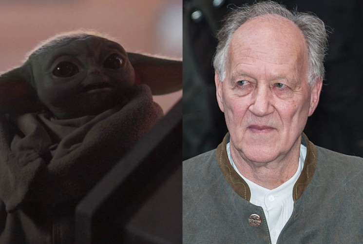 Werner Herzog Tried to Direct Baby Yoda Puppet as If It Were Real