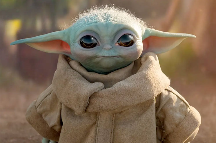 "'The Mandalorian' Team Reveals ""Ugly"" Baby Yoda in Early Concept Art"