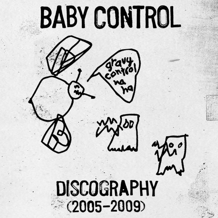 Vancouver's Baby Control to Reissue Complete 'Discography'
