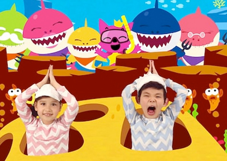 """Baby Shark"" Is Becoming a TV Show Whether You Like It or Not"