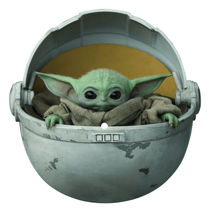 Baby Yoda Is Coming to Vinyl