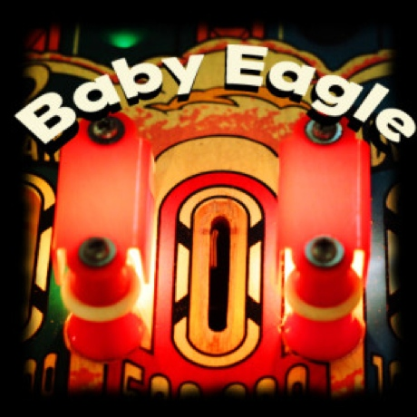 Baby Eagle 'Pinball Session' (live in-studio)